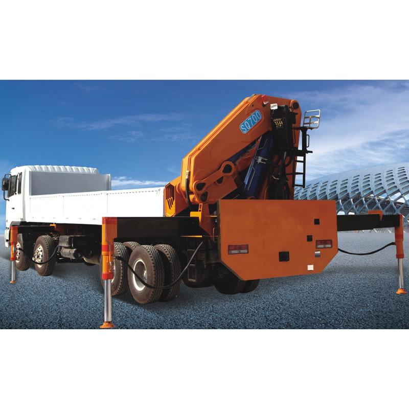 Truck mounted crane|Dongfeng truck crane|XCMG truck mounted